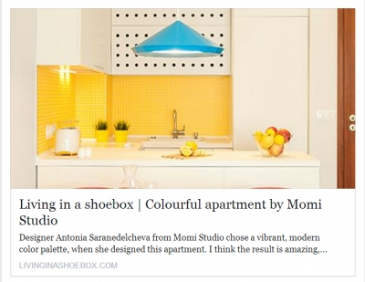 New Post about Momi Studio in site Livinginashoebox.com