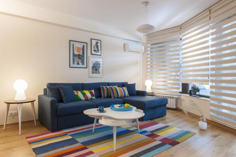 """Апартамент """"Вдъхновение от 60-те"""""""