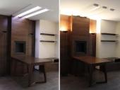 Interior design apartament Manastirski livadi