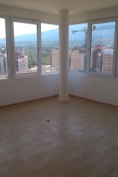 Started a new project of the penthouse in district Manastirski livadi