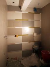"Installation of furniture in the apartment ""Lozenets"" Sofia"